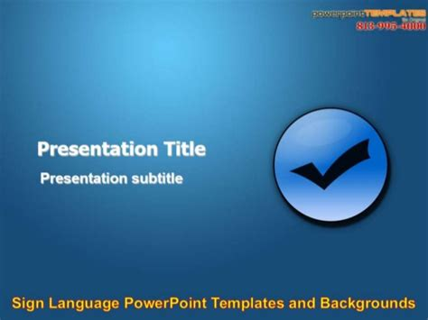 powerpoint templates free language sign language powerpoint templates and backgrounds