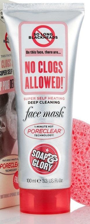 Soap And Pore Detox Mask Review by Soap No Clogs Allowed Pore Detox Mask