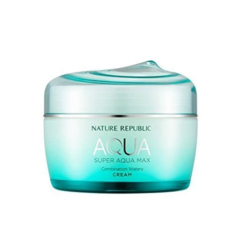 Nature Republic Cell Boosting Watery Sle 1 Pcs nature republic aqua max combination watery