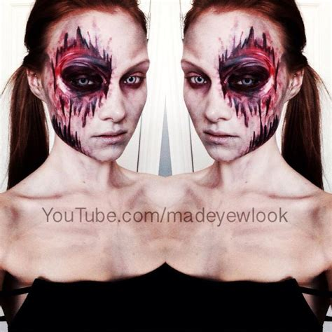 tutorial zombie latex easy latex free mess free zombie makeup tutorial check