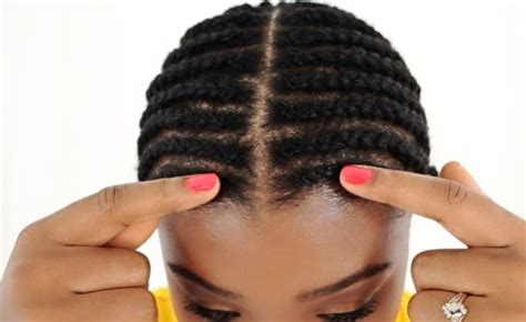 braiding method for sew in grow your natural hair with weave aug 26th hairfleek