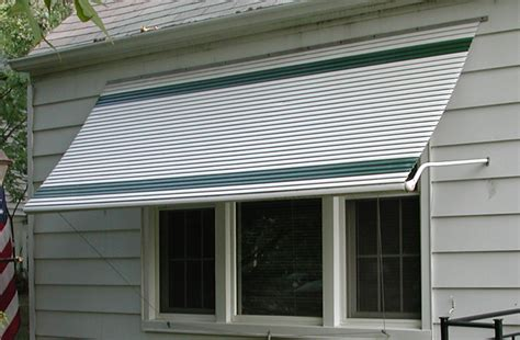 Aluminum Roll Up Awnings awnings