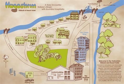 hagoshrim hotel nature room map