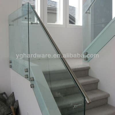 barandilla queretaro barandal de cristal templado para escalera quer 233 taro