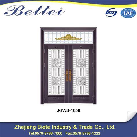 distinctive exterior door with opening window best quality
