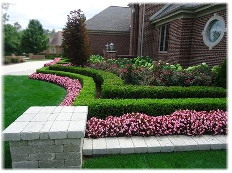 Backyard Landscaping Ideas Pictures by Front Yard Landscape Design Ideas Landscape Curb Appeal