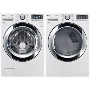 Dcs Kitchen Appliances - lg wm3670hwa front load washer amp dlgx3371w gas dryer