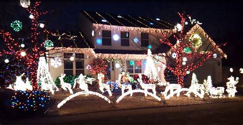 wisconsin light displays best light displays in and around lake county 2015