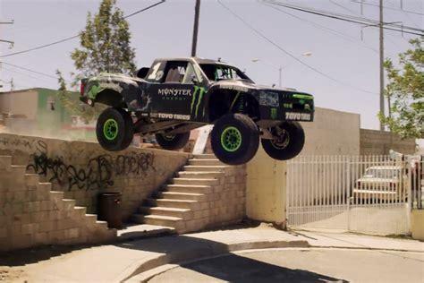 chevy baja truck street legal video bj baldwin hoons ensenada in his 850 hp chevy race
