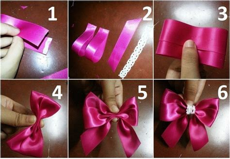 How To Make Jewelry Out Of Wire - diy hair bows 3 ribbons 183 how to make a ribbon hair bow 183 jewelry on cut out keep