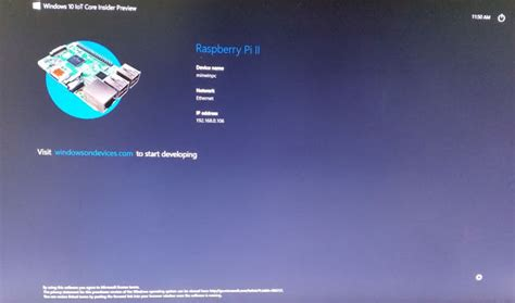 install windows 10 iot on raspberry pi 2 kinect how to install windows 10 iot core on raspberry pi 2