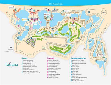 map of laguna outrigger villas laguna phuket message board