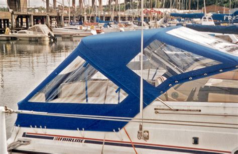 boat accessories edinburgh motor boat covers owen sails