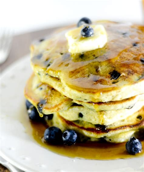 blueberry pancake recipe best 25 healthy blueberry pancakes ideas on pinterest