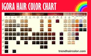 igora royal color chart schwarzkopf igora hair color chart ingredients