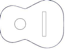 guitar templates for cakes image result for acoustic guitar cake template guitar