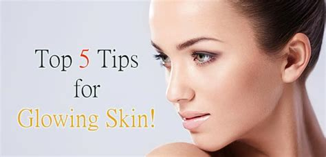A Few Tips To Get Your Skin In Tip Top Shape by Ways To A Healthier Skin 5 Tips To Get Healthy Skin