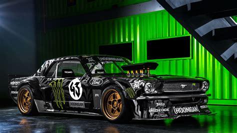 küchenblock ken block mustang 1 ps4wallpapers