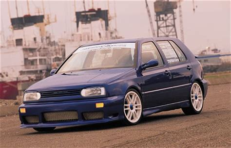 volkswagen hatchback 1995 import cars featured custom 1995 volkswagen golf iii