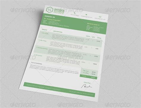 invoice design psd free download download invoice template free psd rabitah net