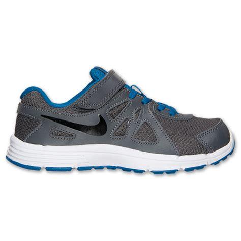 boys nike sneakers on sale boys nike revolution 2 running shoes grey black