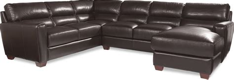 3 piece leather sectional sofa with chaise three piece contemporary leather sectional sofa with raf