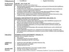 us it recruiter resume sle 3 media templates