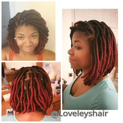 hiw to do ombre faux locs 135 best images about i can dread any day on pinterest