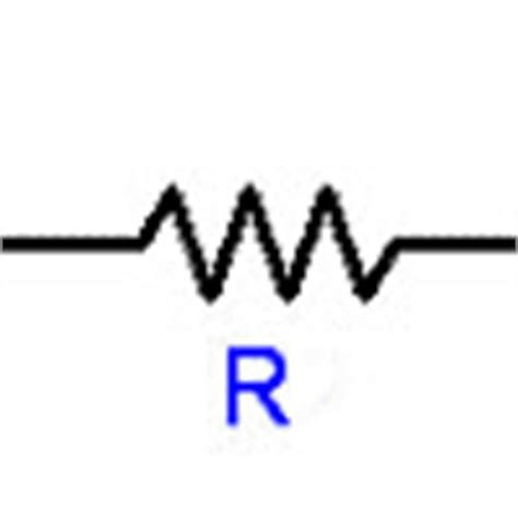 symbol for resistor in series resistors ohm s capacitors and inductors northwestern mechatronics wiki
