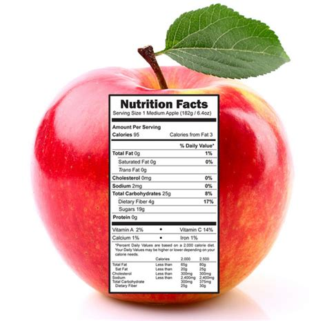 apple calories nutrition facts apple nutrition facts the truth facts