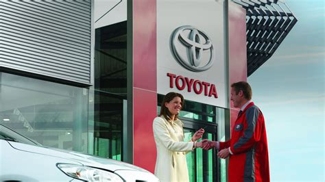 Toyota Service Toyota Service And Maintenance