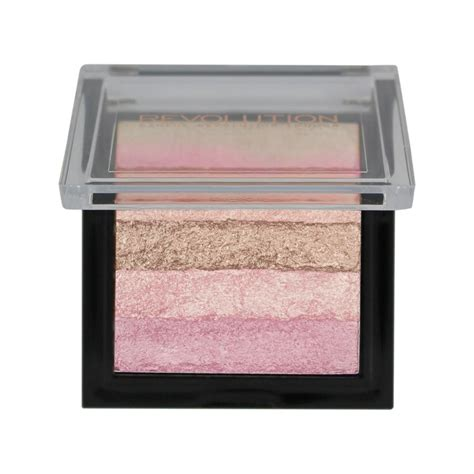 Makeup Revolution Shimmer Brick makeup revolution highlighter shimmer brick