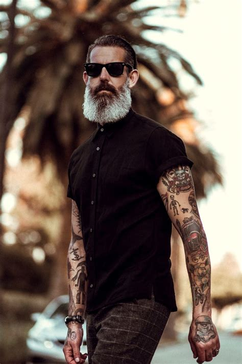 tattoos and beards 206 best beard images on beard styles