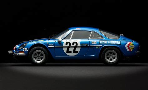 renault alpine a110 rally renault alpine a110 rally version