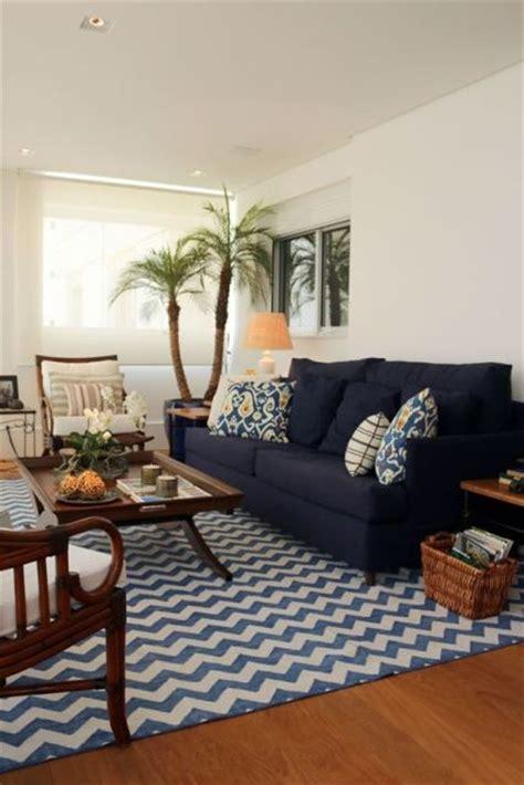 decorar sala azul sala de estar pequena dicas e ideias para decorar