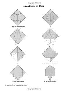 Animal Origami For The Enthusiast - 1000 images about origami on origami envelope
