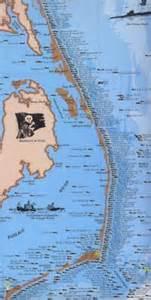 carolina shipwreck map carolina the o jays and shipwreck on