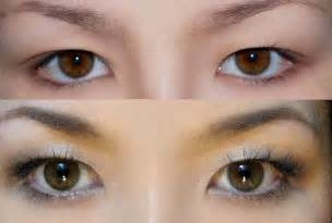 latisse eye color change latisse for eyebrows before and after images