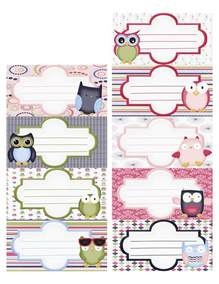 Notebook Label Template by Notebook Labels Design Buscar Con Proyectos Que