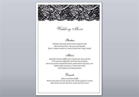 event menu template 10 event menu designs design trends premium psd