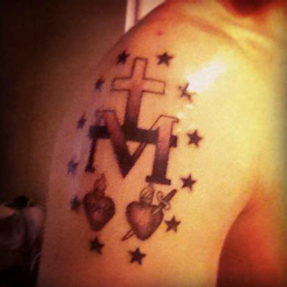 miracle tattoos miraculous medal tat ink tatting