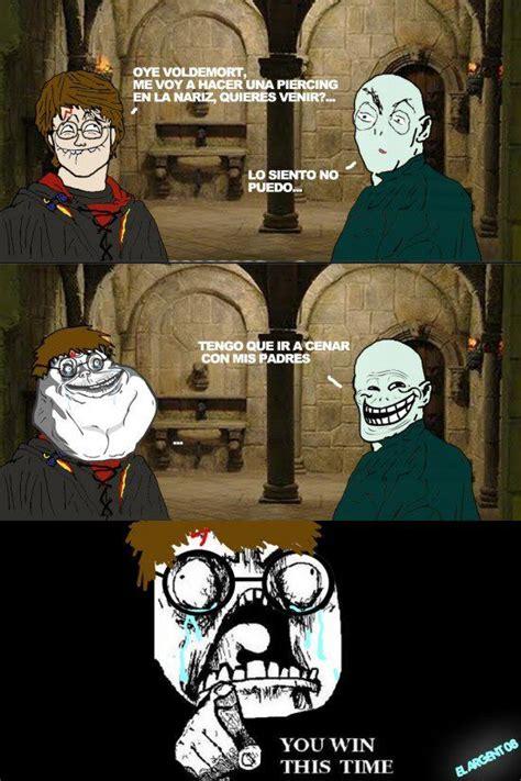 Harry Meme - memes de harry potter imagenes chistosas