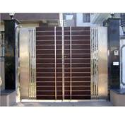 Steel Gate Design  Home Decor &amp Interior/ Exterior