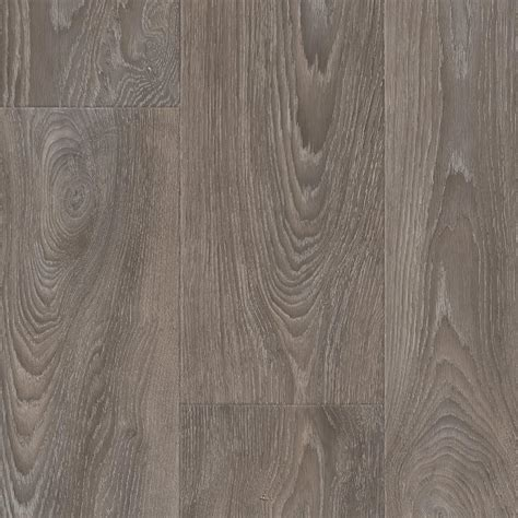 Kitchen Flooring Ideas Vinyl by Trafficmaster Scorched Walnut Grey 12 Ft Wide X Your