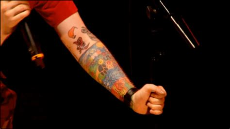 ed sheeran full arm tattoo hi this is an ed sheeran blog thingy