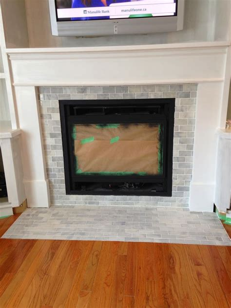 Update Gas Fireplace by Chriskauffman Ca Built In Update Part Three