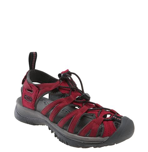 keen waterproof sandals keen keen whisper waterproof sandal in black beet