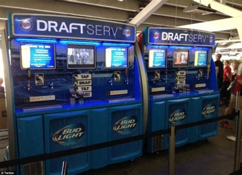 bud light vending machine around the gut busting foods served up in america s