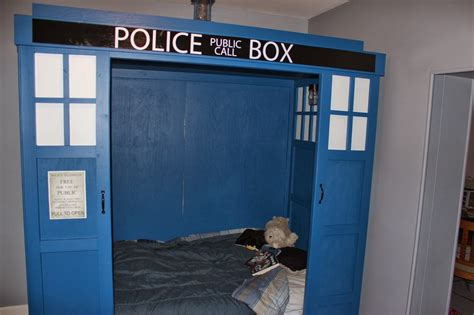 tardis bed building a tardis bed building a tardis bed