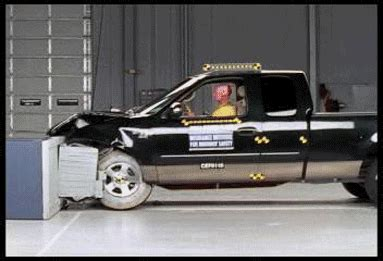 Front Door Crash Testing